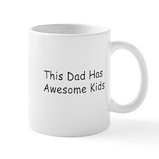 This Dad Has Awesome Kids Mug