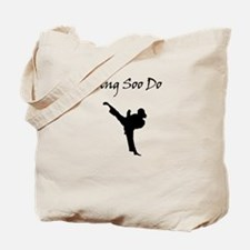 Tang Soo Do Girl Tote Bag