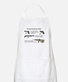 Safe Family Gun Guide Apron