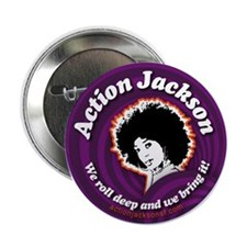 "AJ-round-Sticker.png 2.25"" Button"