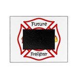 Fire truck Picture Frames