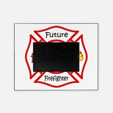 Future Firefighter Red Picture Frame