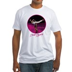 Dirty Dancing Swim Scene Fitted T-Shirt