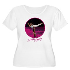 Dirty Dancing Swim Scene Women's Plus Size Tee