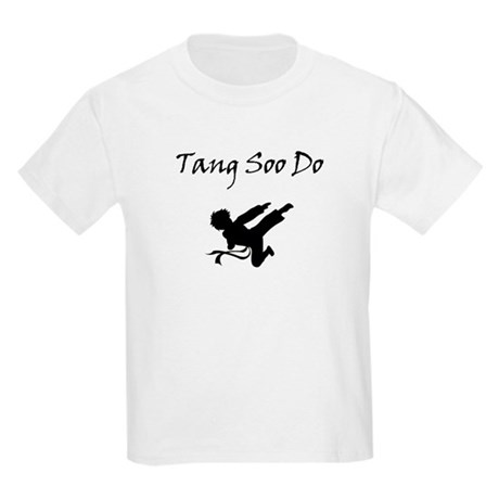 Tand Soo Do boy Kids Light T-Shirt