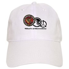 Villari's of Shrewsbury Logo Baseball Cap