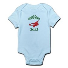 Wales grand slam 2012 Infant Bodysuit