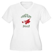 Wales grand slam 2012 T-Shirt