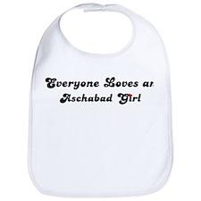 Loves Aschabad Girl Bib