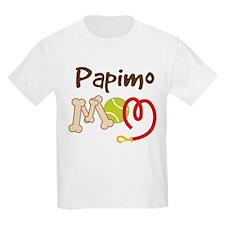 Papimo Dog Mom T-Shirt