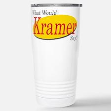 What Would Kramer Say? Mugs
