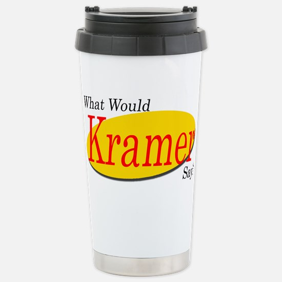 What Would Kramer Say? Mugs