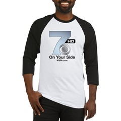 7 On Your Side Baseball Jersey
