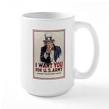 I want you for US Army Mug