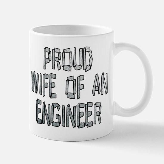 Proud Wife of an Engineer 2 Mug