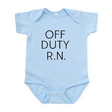 Off Duty RN Infant Bodysuit