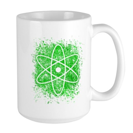 Cool Nuclear Splat Large Mug