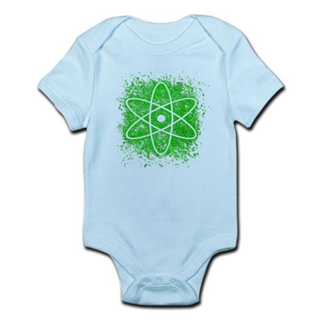 Cool Nuclear Splat Infant Bodysuit