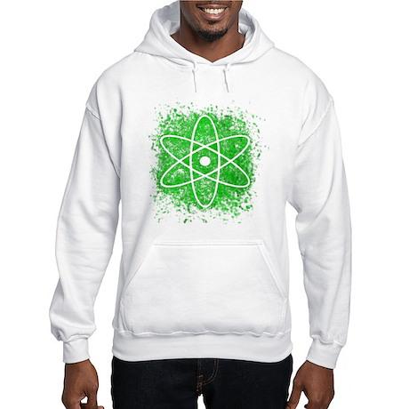 Cool Nuclear Splat Hooded Sweatshirt