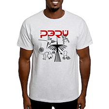 Peru Nazca lines T-Shirt