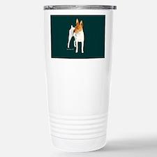 Toy Fox Terrier Stainless Steel Travel Mug