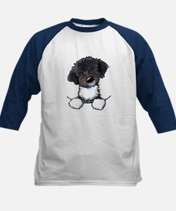 Pocket Havanese Kids Baseball Jersey