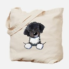 Pocket Havanese Tote Bag