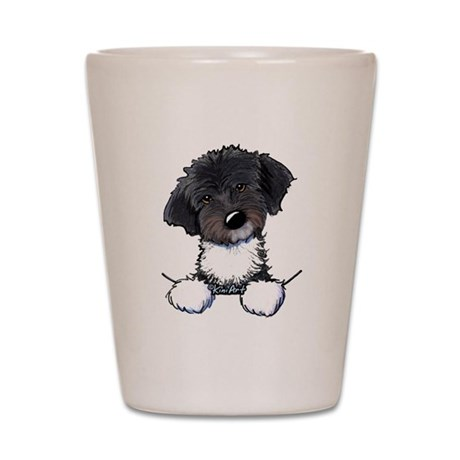 Pocket Havanese Shot Glass