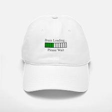 Brain Loading Bar Baseball Baseball Cap