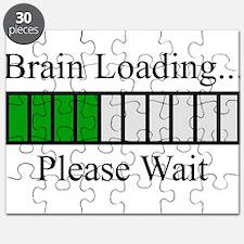 Brain Loading Bar Puzzle