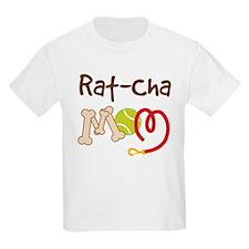 Rat-Cha Dog Mom T-Shirt