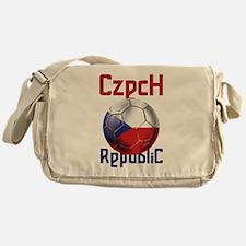 Czech Republic Football Messenger Bag