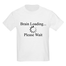 Brain Loading Circle T-Shirt