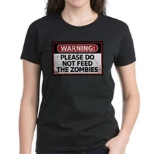 Do Not Feed the Zombies Tee