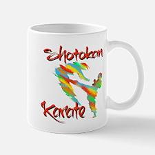 Shotokan Splash design Mug