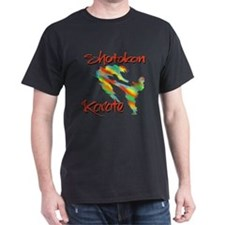Shotokan Splash design T-Shirt