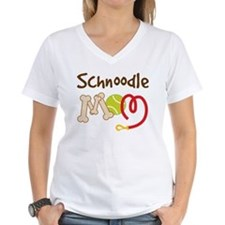 Schnoodle Dog Mom Shirt