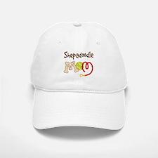 Shepadoodle Dog Mom Baseball Baseball Cap