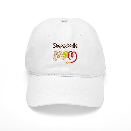Shepadoodle Dog Mom Cap