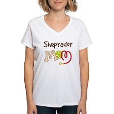 Sheprador Dog Mom Shirt