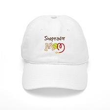 Sheprador Dog Mom Baseball Cap