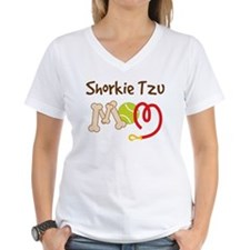 Shorkie Tzu Dog Mom Shirt