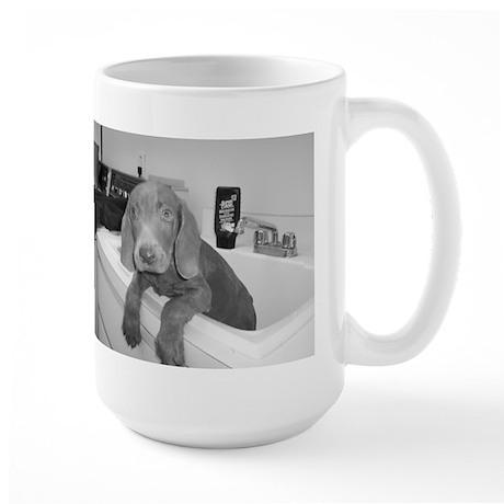 Puppy Bath Mugs