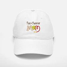 Taco Terrier Dog Mom Baseball Baseball Cap