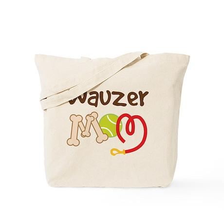 Wauzer Dog Mom Tote Bag