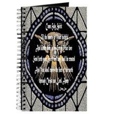 Come Holy Spirit Prayer Mosaic Journal