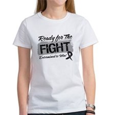 Ready Fight Melanoma Tee