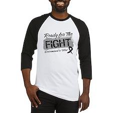 Ready Fight Melanoma Baseball Jersey