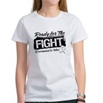 Ready Fight Mesothelioma Women's T-Shirt