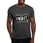 Ready Fight Mesothelioma Dark T-Shirt